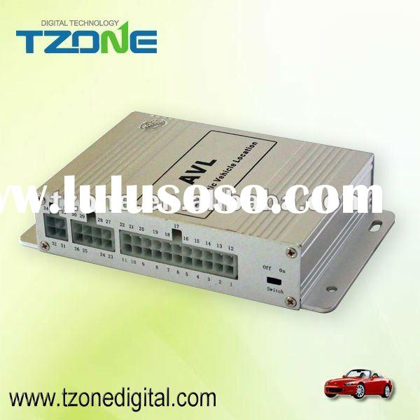 Vehicle tracking system,GPS tracker TZ-AVL 08 with Camera, LCD, RFID CARD READER, DVR,2 way communic