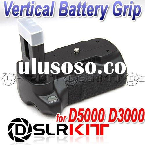 Vertical Battery Grip F Nikon D5000 D3000 D60 D40 D40x