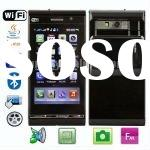 WG5,TV Dual Sim cards Dual standby Dual camera, Bluetooth FM touch Wifi & JAVA function Mobile P