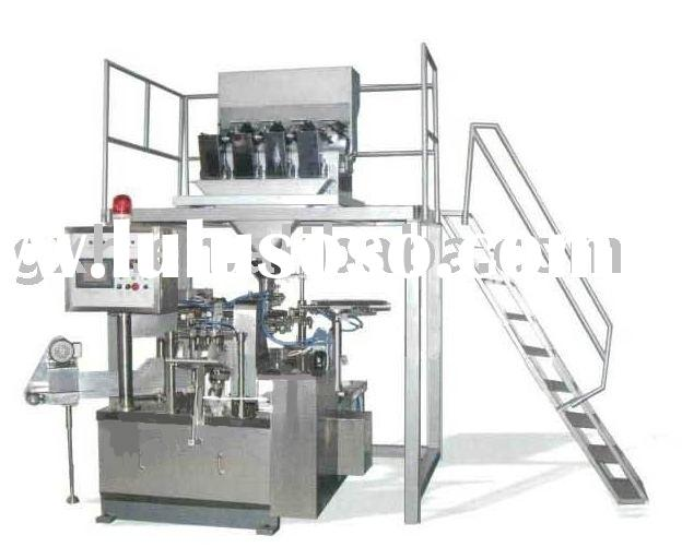 WGS-B Full-Auto Premade Pouch Filling& Sealing Machine(specialized in granular)