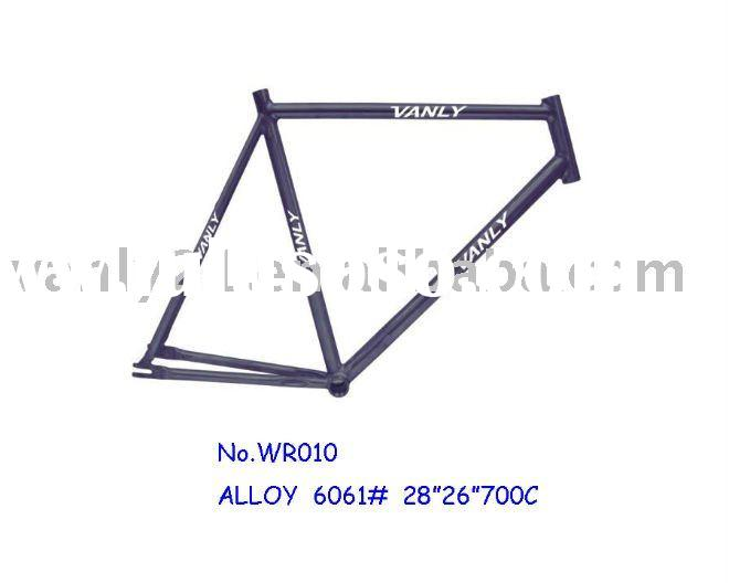 WR010 Aluminum Road Bicycle Frame