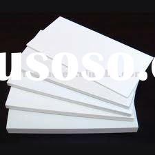 White, pvc foam board,pvc sheet, cabinet board, celuka, rigid, different thickness, different densit