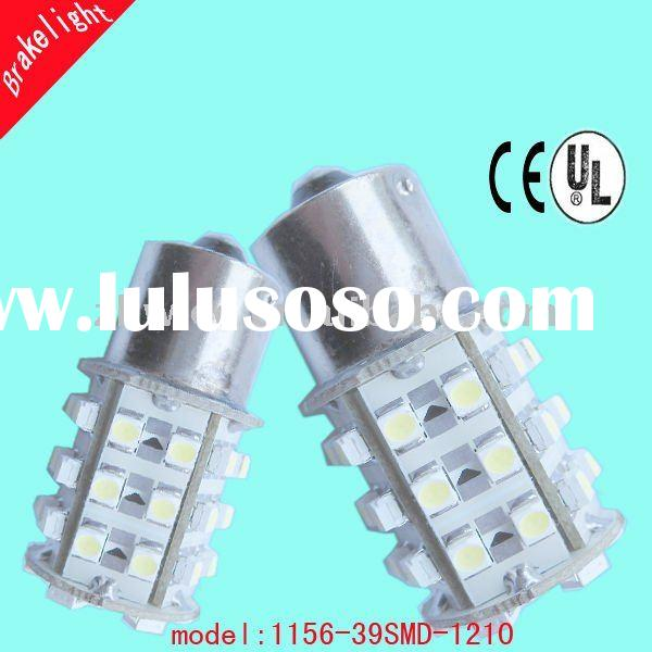 Wholesale/Retail,Hot replacement auto LED bulb 1156 39SMD light,car led lamp,Genuine Design