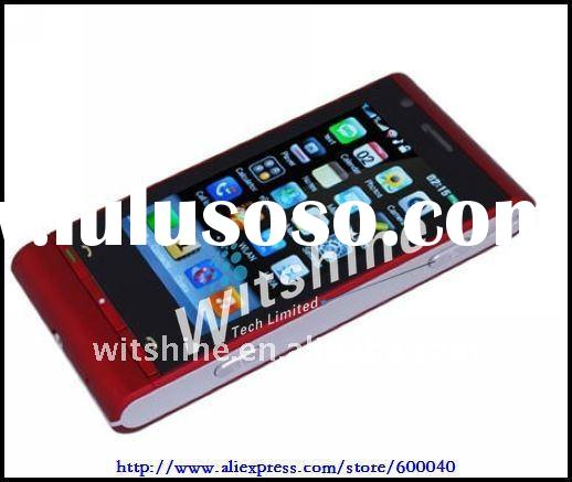 WiFi TV Cell phone C5000 Dual SIM with CE Certificate