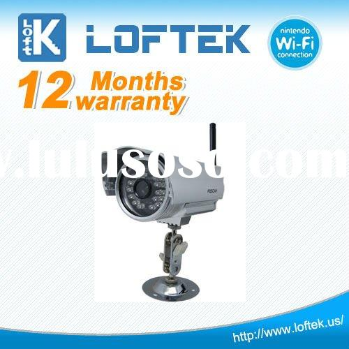 Wireless Outdoor Foscam FI8904W Network Web IP Camera 24 IR LED Waterproof Dropshipping Wholesale