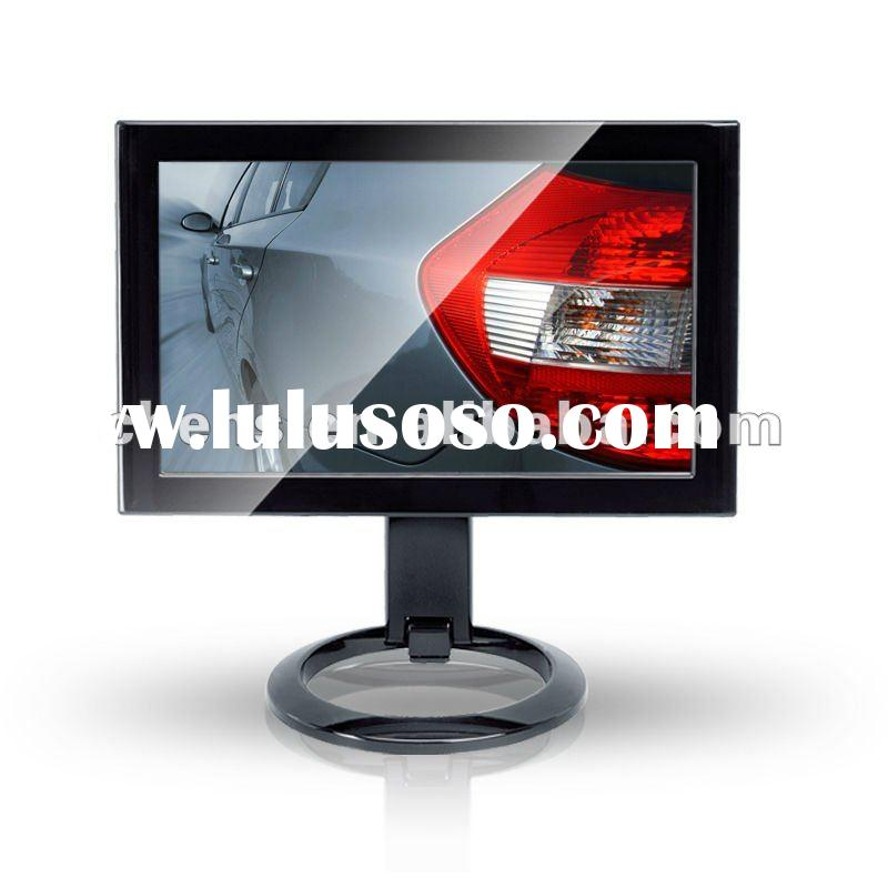 With Touch Screen 7 inch TFT USB LED Monitor