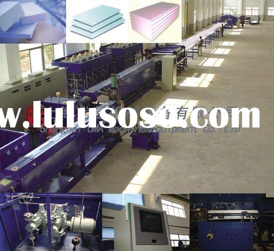 XPS polystyrene insulation board extrusion Line---CQ2 agent