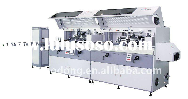 YD-SPA102 Automatic Screen Printing Machine & UV Curing System