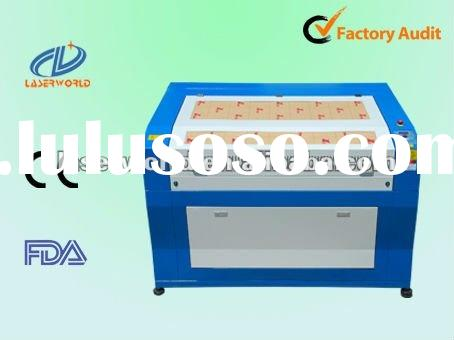 YH-G1490 Laser engraving and cutting machine for non-metal matrials