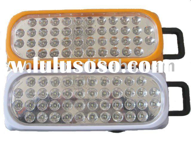 YJ-6804 portable led emergency rechargeable lamp