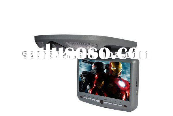 (Popular)9 inch Flip Down Car DVD Players