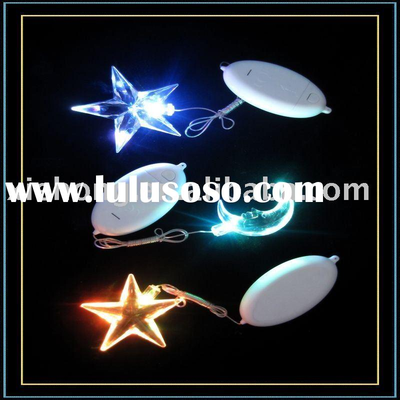 acrylic christmas decoration lights