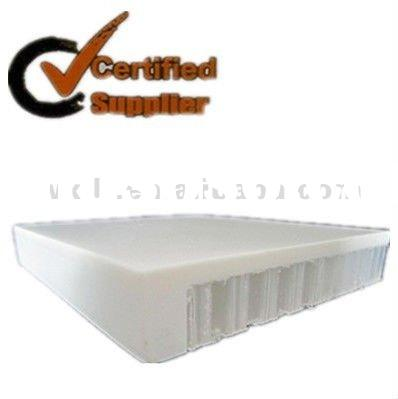 acrylic solid surface with honey comb