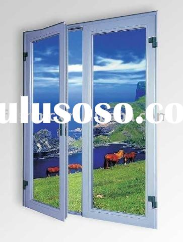aluminum door and window frame