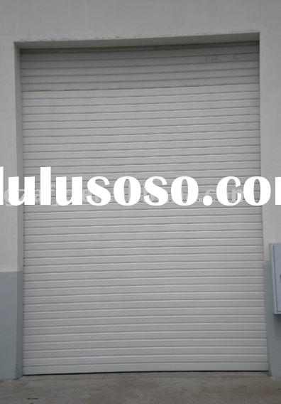 automatic roller shutter
