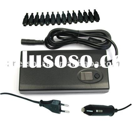 automaticly identify voltage universal AC/DC notebook power charger