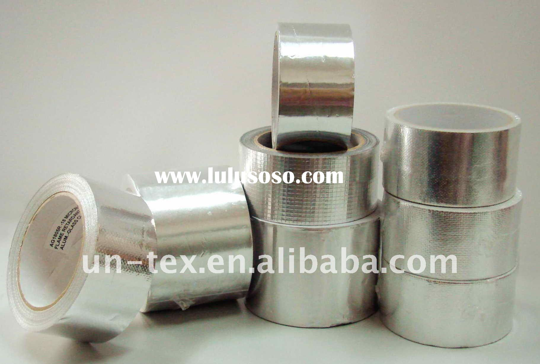 backing aluminium foil adhesive tape