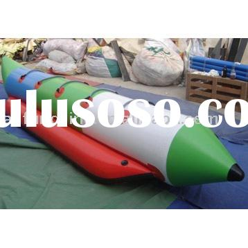 banana boat(5 person), water toy, inflatable boat