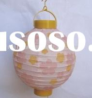 battery operated paper lantern