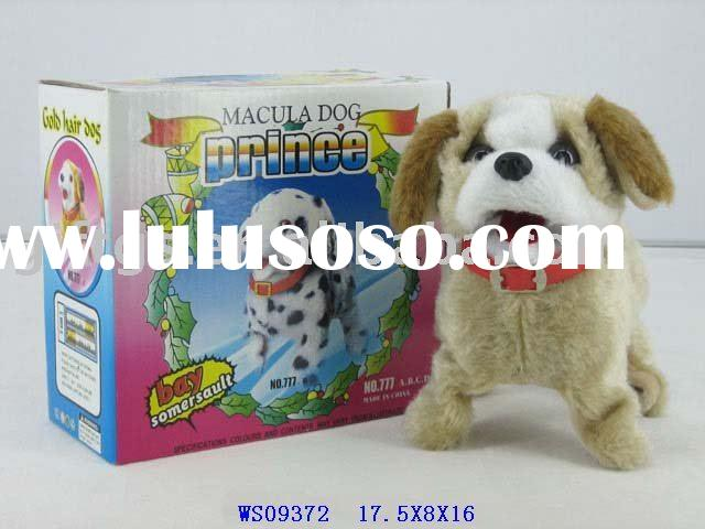 battery operated toys dog#ws09372