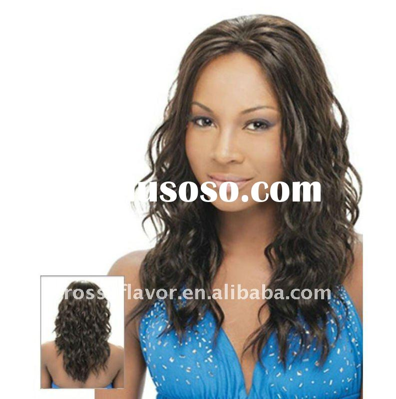 blonde synthetic full lace front wigs 110