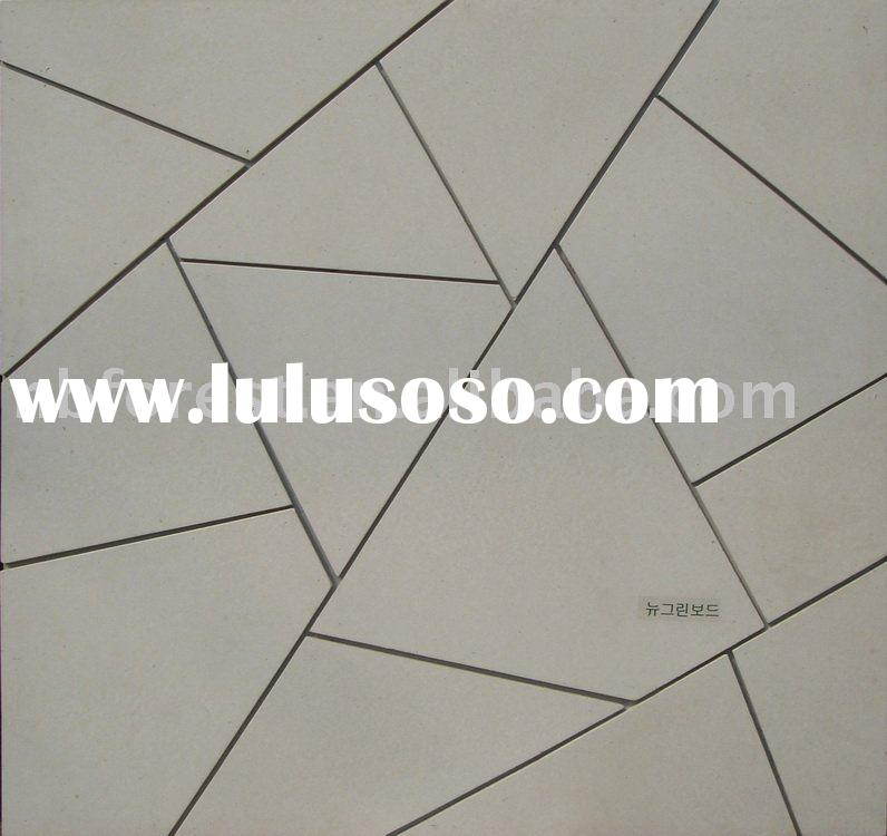 building construction materials exterior interior Wall board fire proof resistance ceiling Non Asbes