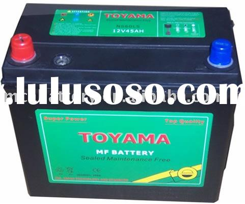 car battery Maintenance Free -NS60LS MF
