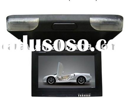 "car monitor-20"" Roof mount Car TFT-LCD Monitor with blue screen"