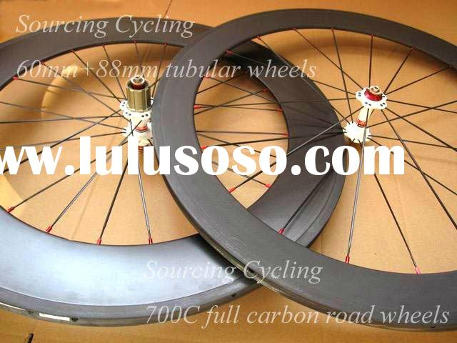 carbon bike wheel,tubular bicycle wheel, carbon wheel 700C