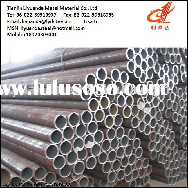 carbon seamless steel line pipe