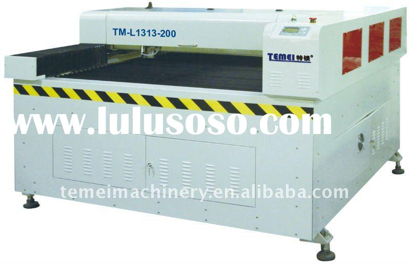 cardboard template die board laser cutting machine TM-L1313-200