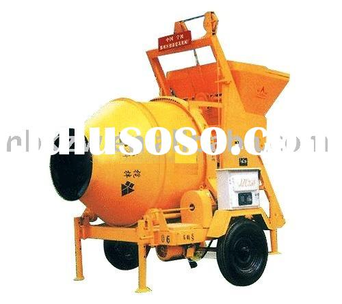 cement mixer machine JZC-350C(Conical Drum Reversing Concrete Mixer ,concrete mixer)