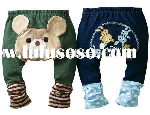 children trouser /pants /kids clothing/baby wear