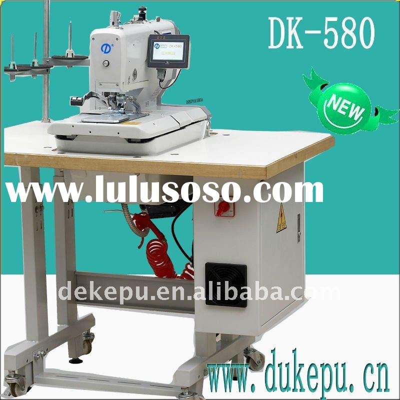 chinese buttonholing industrial sewing machines