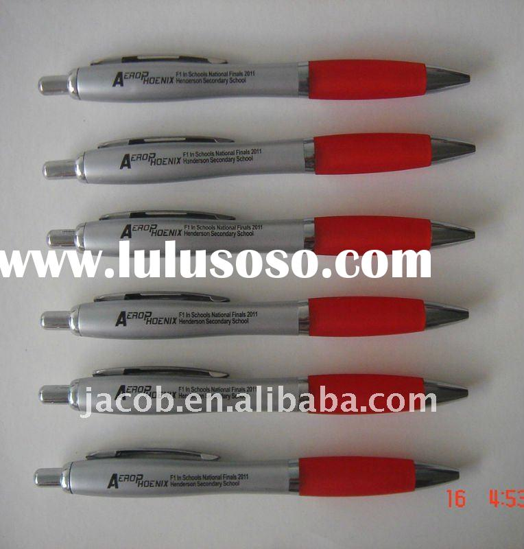 colorful promotional advertising ball pen