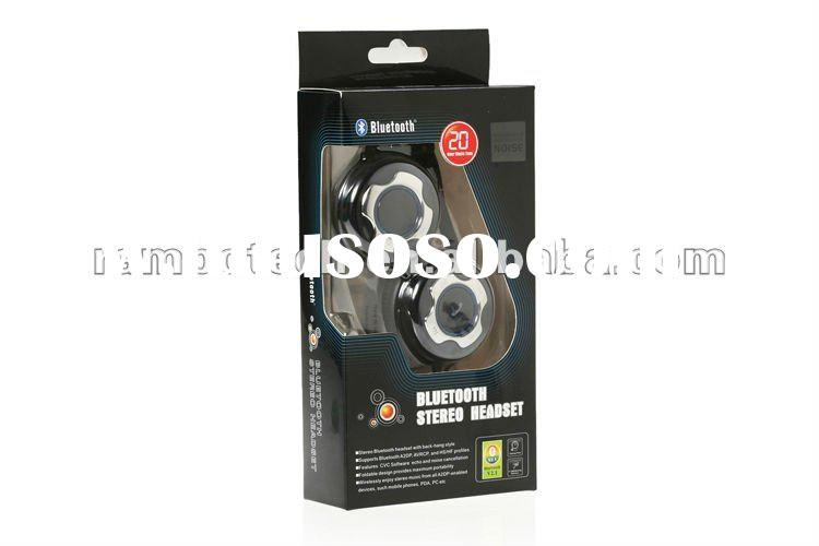 computer accessory of bluetooth headset with built-in microphone.