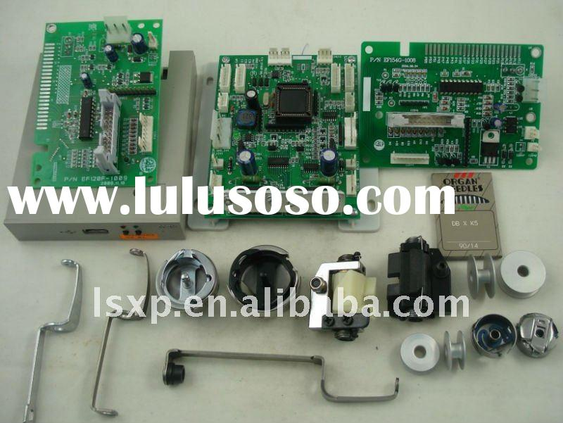 computerized embroidery machine spare parts