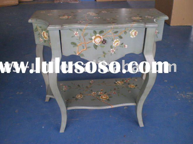 Console Table,antique Console Tale,handpainted Console,painted  Furniture,furniture