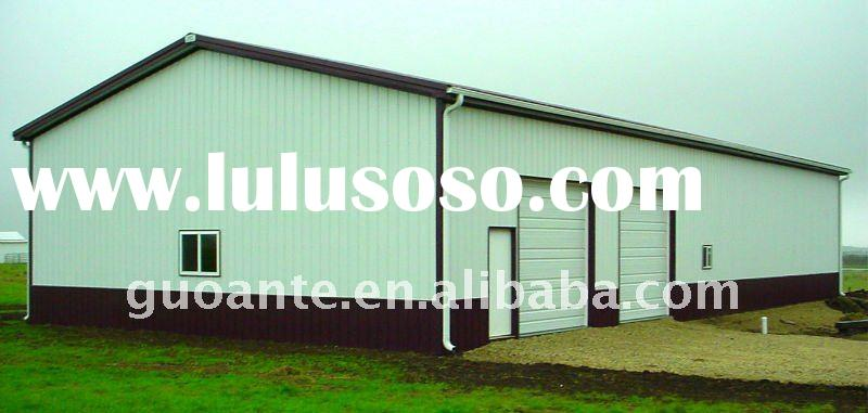 construction steel structure prefabricated house