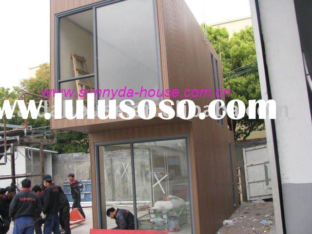 container villa, container house, container office, prefab house, prefabicate house