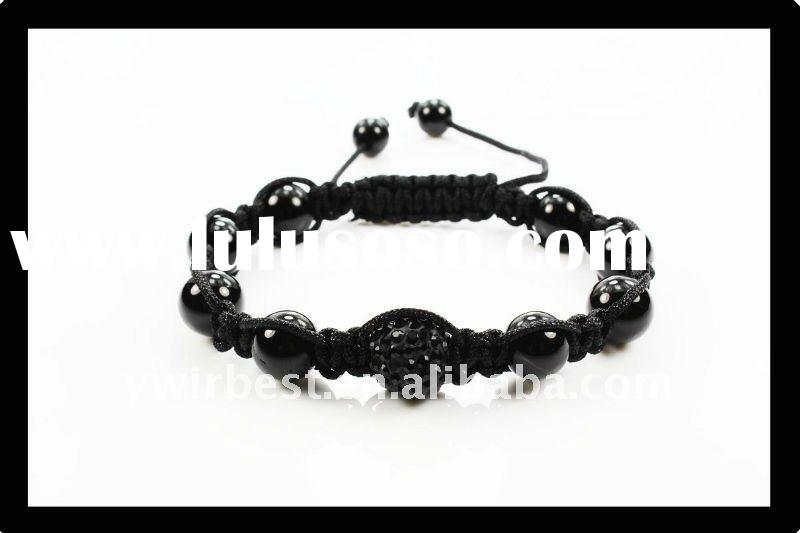 cubic zirconia hip hop black cz jewelry
