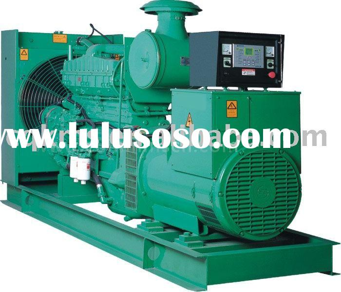 cummins used diesel engines generator set