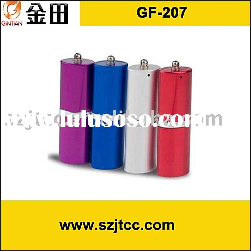 cylinder shaped USB Flash Drives,with 1GB,2GB,4GB,16GB