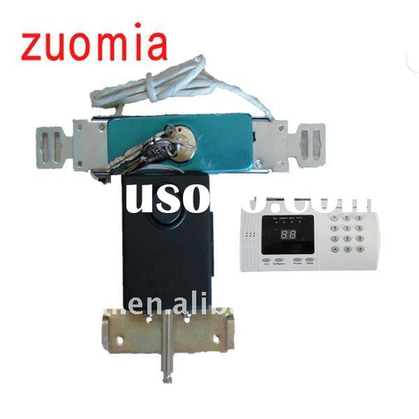 door alarm lock for shop,security system alarm with sim auto dialer gsm