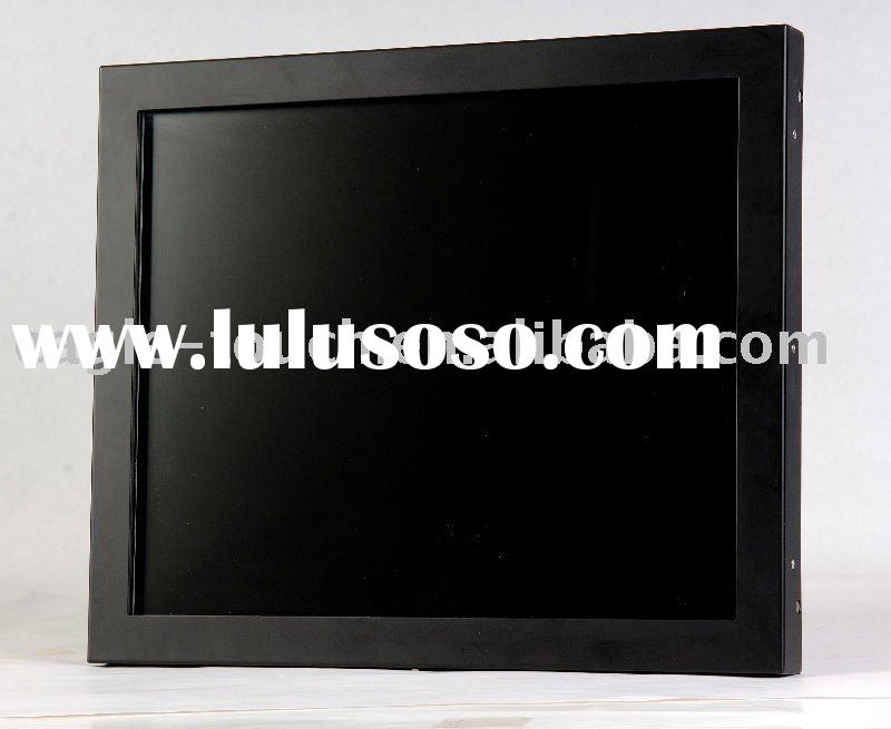 dustproof saw open frame touch screen monitor