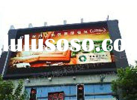 easy install led display board,low voltage led display module, advertising led display
