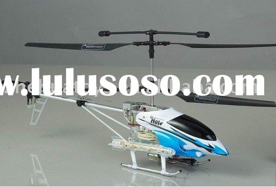 electric radio control helicopter 3CH Armored Warrior aircraft