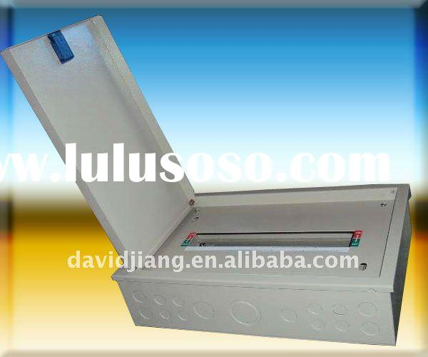electrical power distribution box/distribution board
