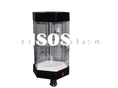 electronic product display equipment, arcylic rotating display stands