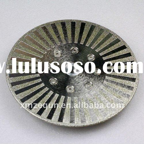 electroplated diamond saw blade for granite,marble glass and ceramic